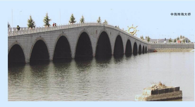 滨州中海跨海大桥